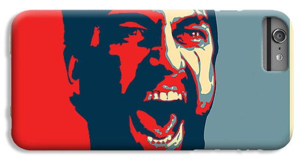Barack Obama iPhone 6 Plus Case - This Is Sparta by Allan Swart