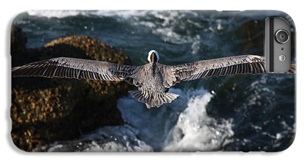 IPhone 6 Plus Case featuring the photograph Through The Eyes Of A Pelican by Nathan Rupert