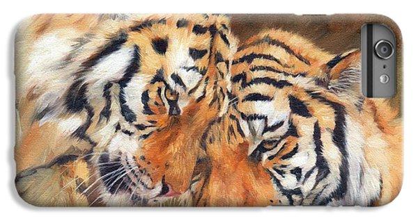 Tiger Love IPhone 6 Plus Case