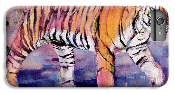 Tigress, Khana, India IPhone 6 Plus Case by Mark Adlington
