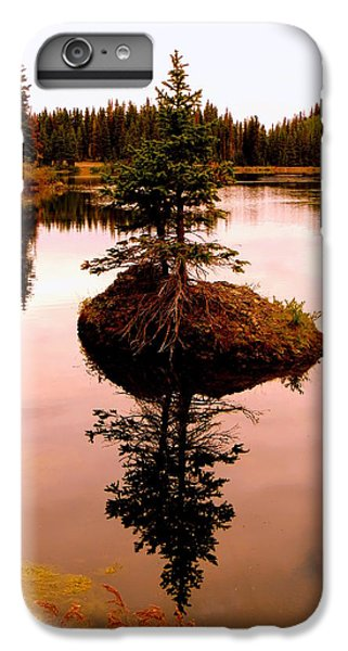 IPhone 6 Plus Case featuring the photograph Tiny Island by Karen Shackles