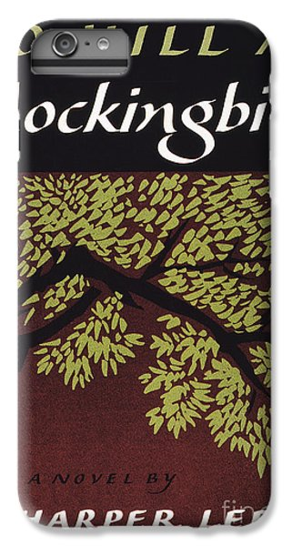 Mockingbird iPhone 6 Plus Case - To Kill A Mockingbird, 1960 by Granger