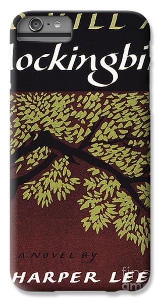 Mockingbird iPhone 6 Plus Case - To Kill A Mockingbird, 1960 by Granger