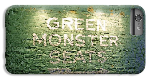 To The Green Monster Seats IPhone 6 Plus Case