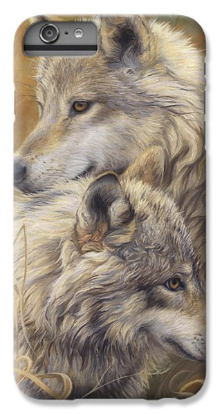 Wildlife iPhone 6 Plus Case - Together by Lucie Bilodeau