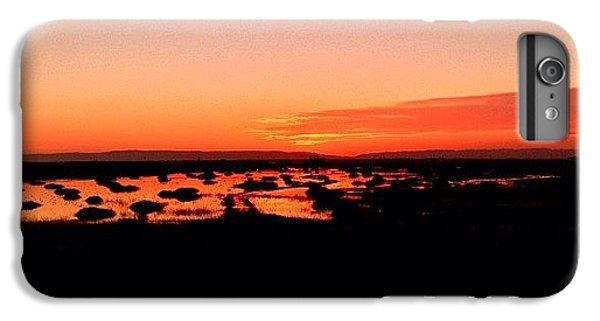 iPhone 6 Plus Case - Tonight's Sunset, Sacramento, Ca by Paul Wallingford