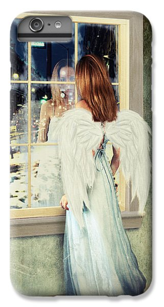 Too Cold For Angels IPhone 6 Plus Case