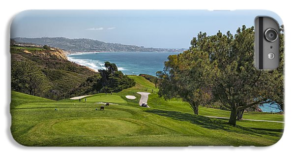 Torrey Pines Golf Course North 6th Hole IPhone 6 Plus Case