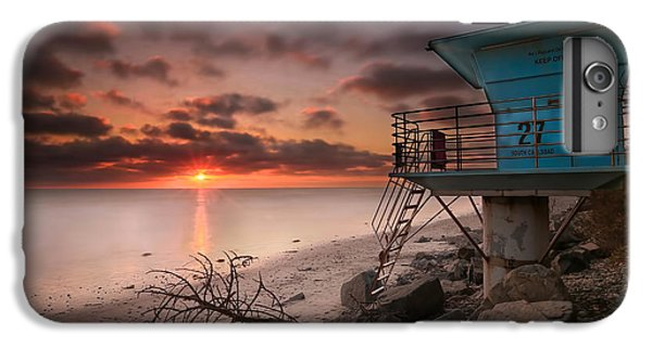 Water Ocean iPhone 6 Plus Case - Tower 27 by Larry Marshall