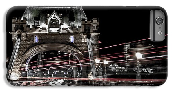 Tower Bridge London IPhone 6 Plus Case by Martin Newman