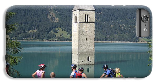 Tower In The Lake IPhone 6 Plus Case