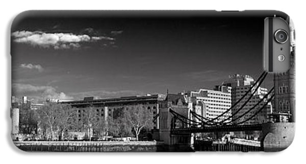 Tower Of London And Tower Bridge IPhone 6 Plus Case by Gary Eason