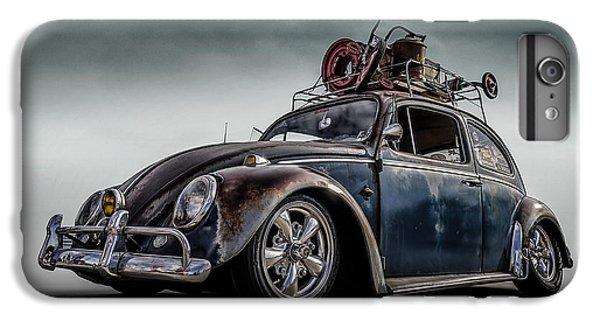 Beetle iPhone 6 Plus Case - Toyland Express by Douglas Pittman