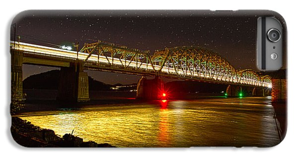 Train Lights In The Night IPhone 6 Plus Case