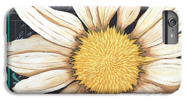 Daisy iPhone 6 Plus Case - Tranquil Daisy 2 by Debbie DeWitt