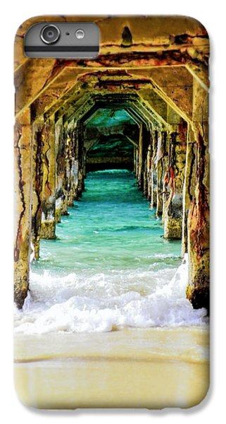 Beach iPhone 6 Plus Case - Tranquility Below by Karen Wiles
