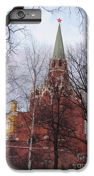Trinity Tower At Dusk IPhone 6 Plus Case
