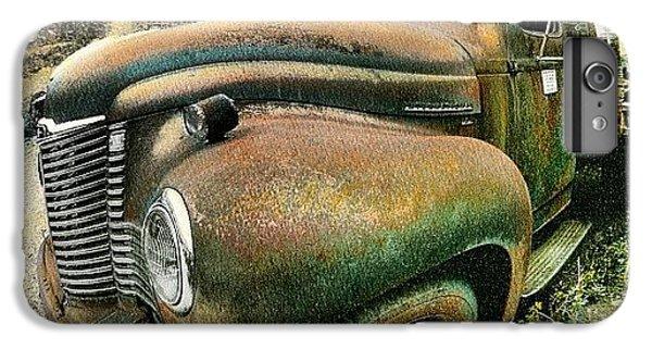 Classic iPhone 6 Plus Case - #truck #rust #rusty #pickup #photo by Jill Battaglia