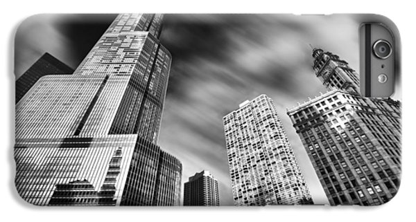 Trump Tower In Black And White IPhone 6 Plus Case