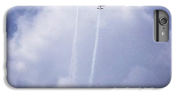 Two Airplanes Flying IPhone 6 Plus Case