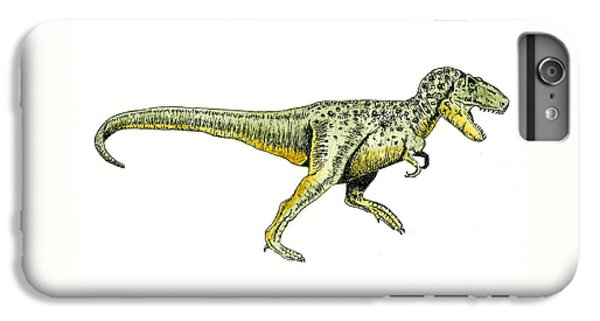 Tyrannosaurus Rex IPhone 6 Plus Case by Michael Vigliotti