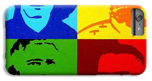 U2 IPhone 6 Plus Case by John  Nolan