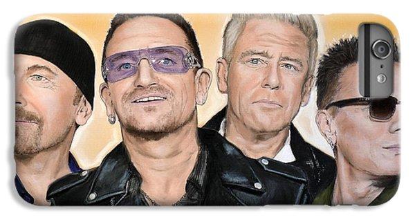 U2 IPhone 6 Plus Case