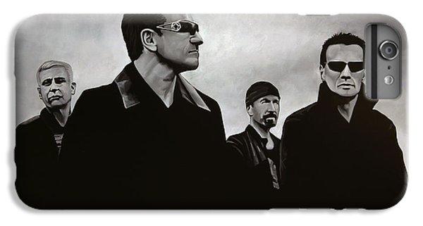 Musicians iPhone 6 Plus Case - U2 by Paul Meijering