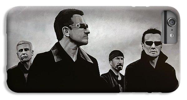 U2 IPhone 6 Plus Case by Paul Meijering
