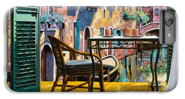 Un Soggiorno A Venezia IPhone 6 Plus Case by Guido Borelli