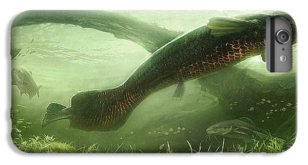 Catfish iPhone 6 Plus Case - Underpass by Javier Lazo