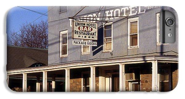 Union Hotel IPhone 6 Plus Case