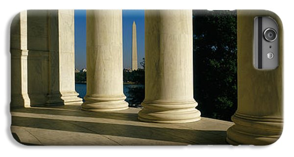 Usa, District Of Columbia, Jefferson IPhone 6 Plus Case by Panoramic Images