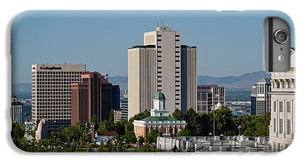 Utah State Capitol Building, Salt Lake IPhone 6 Plus Case by Panoramic Images