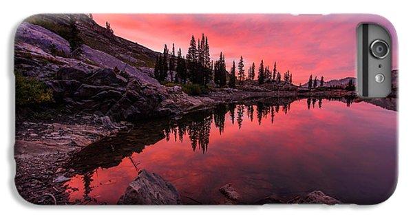 Mountain Sunset iPhone 6 Plus Case - Utah's Cecret by Chad Dutson