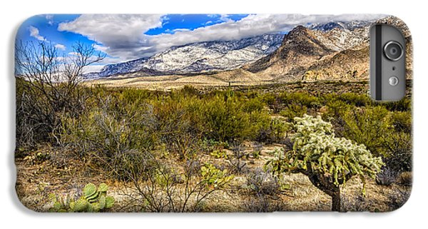 IPhone 6 Plus Case featuring the photograph Valley View 27 by Mark Myhaver