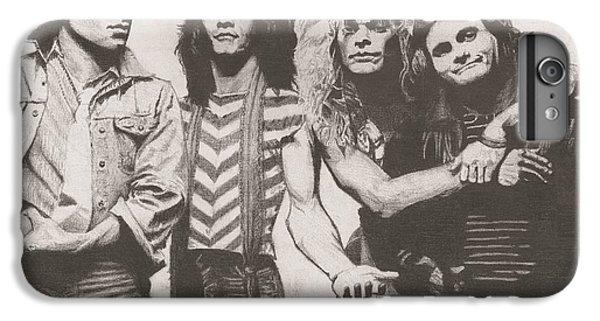 Van Halen IPhone 6 Plus Case by Jeff Ridlen