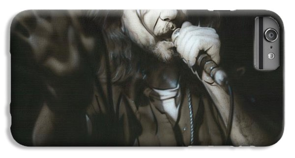 Eddie Vedder - ' Vedder IIi ' IPhone 6 Plus Case by Christian Chapman Art