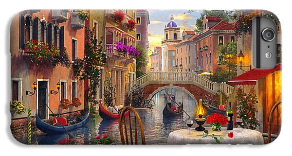 Venice Al Fresco IPhone 6 Plus Case