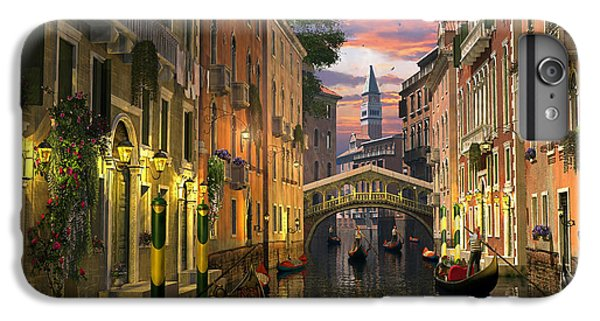 Venice At Dusk IPhone 6 Plus Case