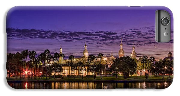 Venus Over The Minarets IPhone 6 Plus Case by Marvin Spates