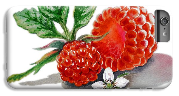 Artz Vitamins A Very Happy Raspberry IPhone 6 Plus Case