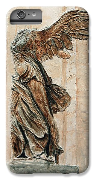 Victory Of Samothrace IPhone 6 Plus Case