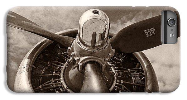 Vintage B-17 IPhone 6 Plus Case by Adam Romanowicz