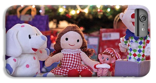 Elf iPhone 6 Plus Case - Vintage Christmas Elf Island Of Misfit Toys by Barbara West