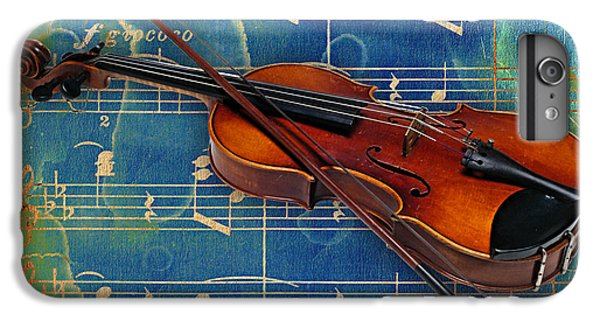 Violin Collection IPhone 6 Plus Case