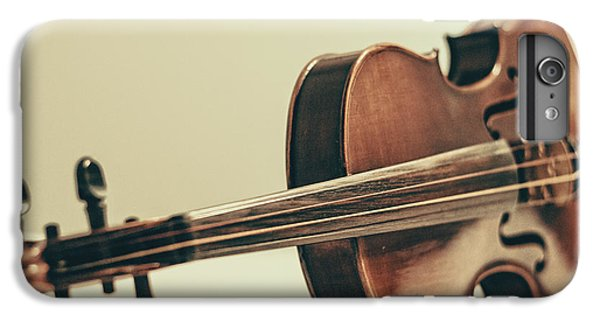 Violin IPhone 6 Plus Case by Emily Kay