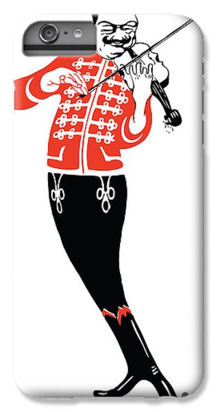Violinist IPhone 6 Plus Case by Gary Grayson