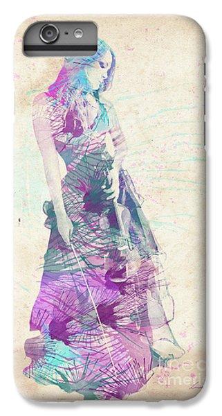 Viva La Vida IPhone 6 Plus Case by Linda Lees