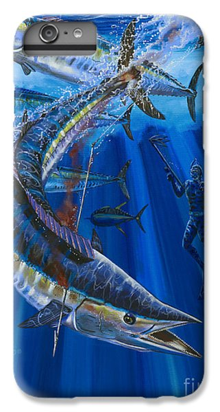 Wahoo Spear IPhone 6 Plus Case by Carey Chen